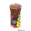 MAPED BLACK`PEPS grafitceruza ceruzatartóban HB 72 db
