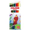 ICO Papagáj színes ceruza készlet 12 szín