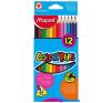 MAPED COLOR`PEPS színes ceruza 12 db/doboz ceruza