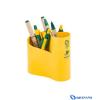 ICO green írószertartó sárga