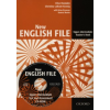 Hamilton, Gill NEW ENGLISH FILE UPPER-INT TB WITH CD-ROM AND TESTS