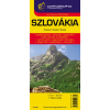 - SZLOVÁKIA TÉRKÉP /1:500000