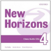 Oxford University Press NEW HORIZONS 4 CLASS AUDIO CD(2)