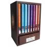 Véronique De Finance-Cordonnier Csokoládés édességek kiskönyvtára - 8 kötet díszdobozban gasztronómia