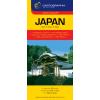 CARTOGRAPHIA KFT / BIZO. Japán - Világjárók térképei