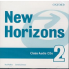 Oxford University Press NEW HORIZONS 2 CLASS AUDIO CD(2)