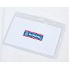 DONAU Azonosítókártya-tartó, hajlékony, vízszintes