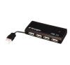Kensington Mini Pocket Hub 4 portos USB-HUB kábel és adapter
