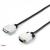 Equip 118855 VGA hosszabbítókábel HD15 apa/anya, duplán árnyékolt, 15m