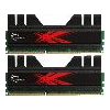 G.Skill F3-12800CL8D-4GBTD Trident DDR3 RAM 4GB (2x2GB) Dual 1600Mhz CL8