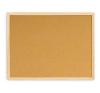 Parafatábla Bi-Office fakeretes 30x40 cm parafatábla