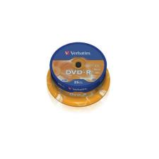 Verbatim DVD-R 4,7GB 16X CAKE*25  43522 asztali számítógép kellék