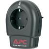 APC APC P1T-GR túlfeszültség védős dugalj + telefon, antracit, 1406762