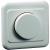 Ehmann Ehmann falba süllyeszthető dimmer kapcsoló, fehér, 60-300W, 1060c0000