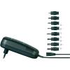 VOLTCRAFT SPS 24 – 48W univerzális dugasz adapter 9 – 24V 2A DC