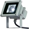 SLV SLV Kültéri fényszórók LED-es kültéri fényszóró 231101LED Fényszín Fehér Szín Ezüst-szürke10 W
