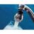 Víztakarékos fixáló gömbfejjel és korlátozóval