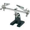 Toolcraft Toolcraft ZD-10F Harmadik kéz 2db csipesszel ellátott hajlítható mozgatható paneltartó