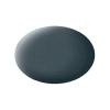 Festék, szürke, matt, színkód: 74, 18 ml, Revell Aqua
