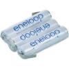 Sanyo Mikroakku csomag, 3,6 V ZLF, Eneloop