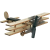 Sol Expert Napelemes háromfedeles repülőgép