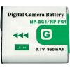 Conrad energy Sony kamera akku NP-BG1 3,7 V 900 mAh