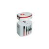 Skross Skross univerzális úti adapter USB töltőkészülékkel, 1.302.101