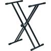 Paccs Keyboard állvány két támasszal