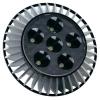 SLV 230V ES111/GU10 LED izzó 9W 60° fehér
