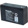 Panasonic Panasonic karbantartás mentes zselés akkumulátor, 6 V 12 Ah