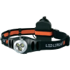 LED LED Lenser H3 fejlámpa