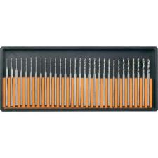 RONA HSS mini fúrókészlet, 30 részes fúrószár