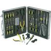 BASETECH Finommechanikai / elektronikai műszerész szerszámkészlet 30 részes, Basetech 814892