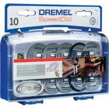 Dremel Dremel Speedclic 38 mm átmérőjű 12db-os vágótárcsa készlet csiszolókorong és vágókorong