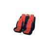 Üléshuzat készlet piros/fekete