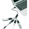Conrad USB 2.0 hub-kábel, Conrad 4 portos