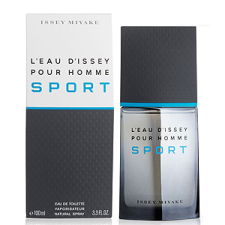 Issey Miyake L'eau D'Issey Pour Homme Sport EDT 100 ml parfüm és kölni