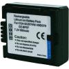 Conrad Conrad energy Panasonic kamera akku CGA-DU07, VW-VBD07, CP861 7,2 V 600 mAh