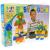 Baby Blocks 24db-os építőkocka szett - D-Toys