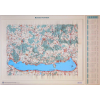 Stiefel Eurocart Kft. Balaton felvidék dombortérképe
