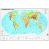 Stiefel Eurocart Kft. A Föld domborzata térkép wandi