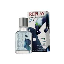 Replay Your Fragrance Refresh EDC 50ml parfüm és kölni