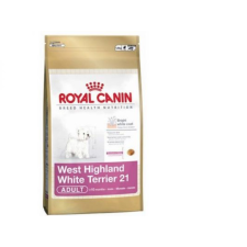 Royal Canin West Highland White Terrier kutyaeledel