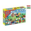 Maxi blocks építő, 56 db-os D-TOYS 678