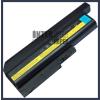 utángyártott ThinkPad R60 R60e R61 R61e R61i T60 T61 T61p series 42T4511 6600mAh 9 cella notebook/laptop akku/akkumulátor utángyártott