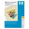 HP C6050A Iron-on Transfers, rávasalható matricák, A4 , 170 g/m2