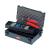 Knipex 1250 részes. Érvéghüvely krimpelő készlet KNIPEX 97 90 09