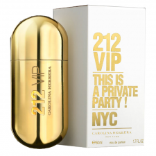 Carolina Herrera 212 VIP EDP 50 ml parfüm és kölni