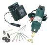 Mini fúrógép LED-del, és 13 részes szerszámkészlettel fúrógép