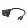 Kolink HDMI elosztó 2xHDMI